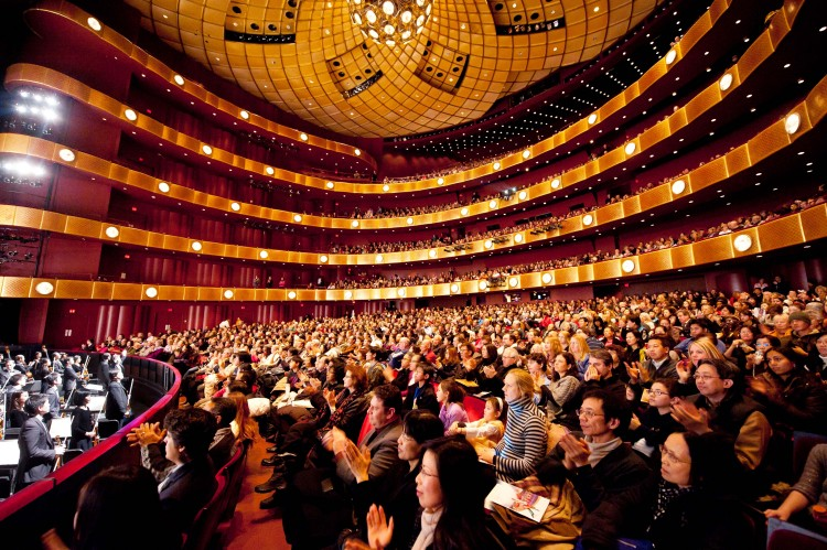 Shen Yun's opening night at Lincoln Center