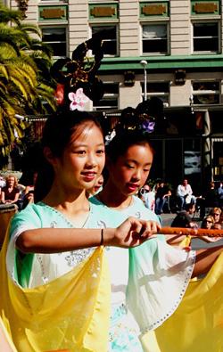 Alison Savoring Chinese Dance5