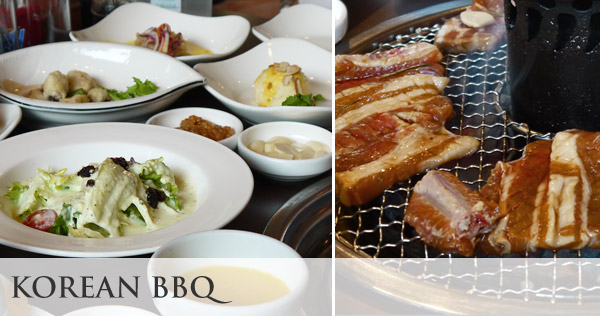 Shen Yun Blog: Korean BBQ