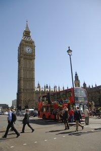 …come il Big Ben… (Annie Li).