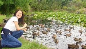即将告别新西兰,我却还真有点恋恋不舍呢!(Danielle Wang)