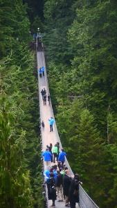 Die Künstler von Shen Yun nahmen die Herausforderung wörtlich, eine Brücke zwischen Ost und West zu schlagen. (Ben Chen; Lumix GF3)