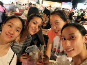 ああ、台湾。恋しいよう。また来年まで!
