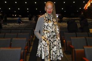 """""""Perfektion, vom Anfang bis zum Ende. Völlig abgefahren."""" – Stacey McKenzie, Model, sah Shen Yun in Toronto"""