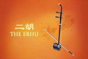Chinese Instruments Erhu Thumb