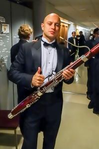 バスーン奏者、ヤン・ウルバノビチ