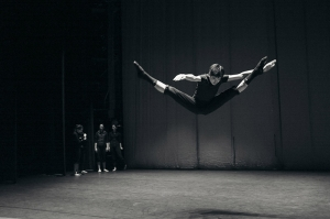 앤서니 쿠오. (photo by dancer Songtao Feng)