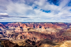 Grand Canyon. (photo by dancer Kenji Kobayashi)