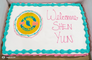 And in Rhode Island, the good people of Providence welcomed Shen Yun Touring Company for a quick visit of two Saturday performances. (photo by dancer Helen Li)