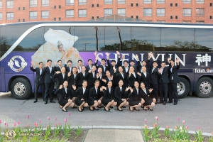 Shen Yun Touring Company bids another season adieu. Now all that's left of this world tour are memories…