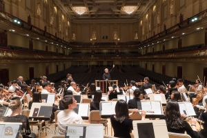 Boston Symphony Hall is renowned for its impressive acoustics and architecture. Can you spot the 16 replicas of Greco-Roman statues along the walls?
