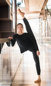 A native of China, Evangeline has been a dancer with Shen Yun Performing Arts since 2013.
