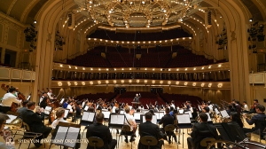 And at last, Shen Yun Symphony Orchestra 2018 at its final destination: Chicago Symphony Center.