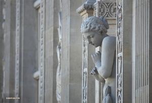 전 세계에서 가장 방문객이 많은 예술박물관으로 손꼽히는 루브르. (Photo by Annie Li)