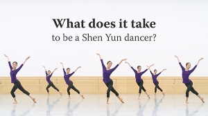 What It Takes To Be Sy Dancer