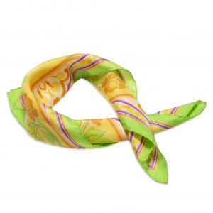 唐朝の花 ― スカーフ