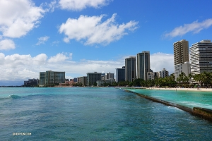 Ostatnie występy Shen Yun World Company odbyły się w Honolulu na Hawajach (tancerz Jeff Chuang)