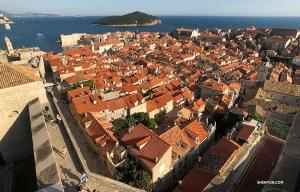 ...Dubrovnik, Croatia...