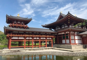 Le temple Byōdō-in à Uji au Japon. (Photo de Nancy Zhang)